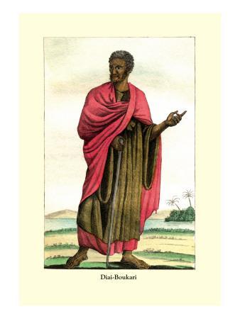 Diai-Boukari: African High Priest