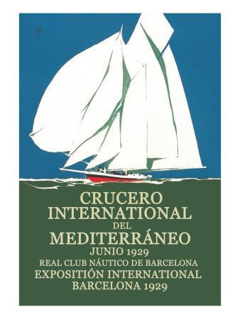Crucero International del Mediterraneo