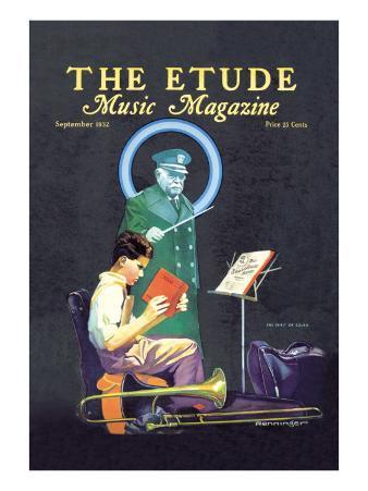 The Etude: September 1932