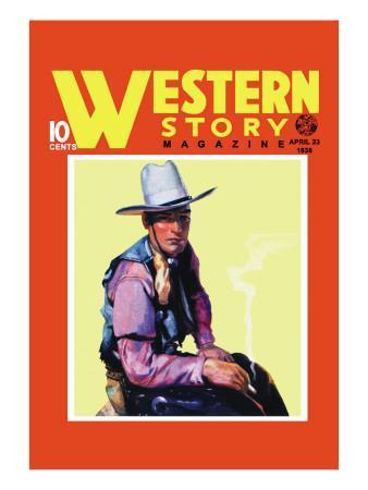 Western Story Magazine: Western Style