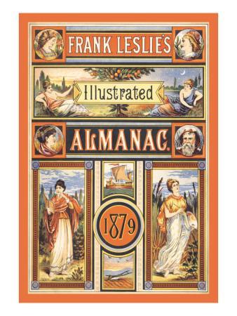Frank Leslie's Illustrated Almanac: The Arts, 1879