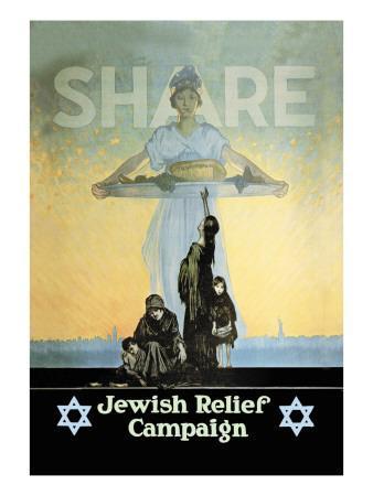 Share: Jewish Relief Campaign