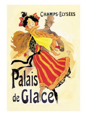 Champs-Elysees: Palais de Glace