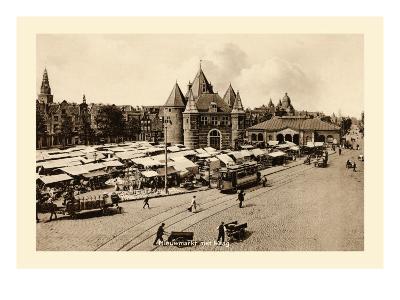 Nieuwmarkt Met Waag, Amsterdam