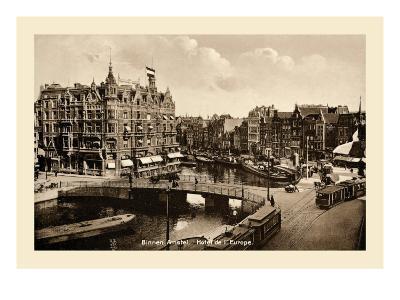 Binnen Amstel Hotel de l'Europe, Amsterdam