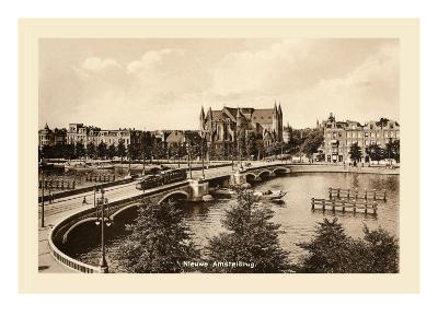 Nieuwe Amstelbrug, Amsterdam