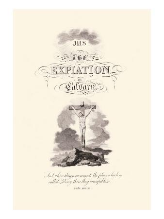 The Expiation on Calvary