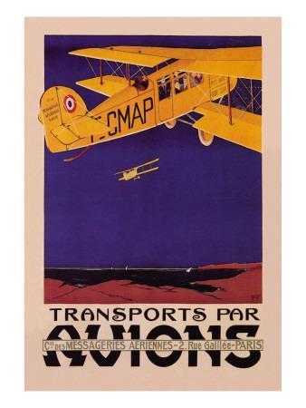 Transports Par Avions