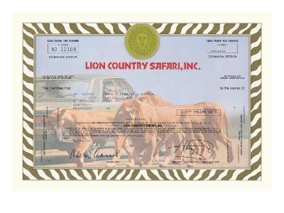 Lion Country Safari, Inc.