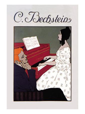 C. Bechstein, Music Lesson