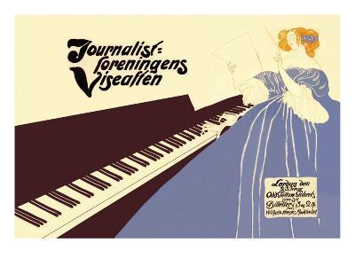 Journalist, Soreningens Viseaffen