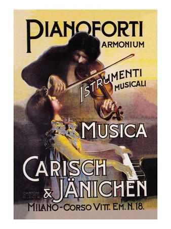 Carisch and Janichen Musical Instruments