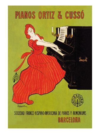 Pianos Ortiz and Cusso, Barcelona