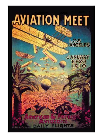 Aviation Meet in Los Angeles