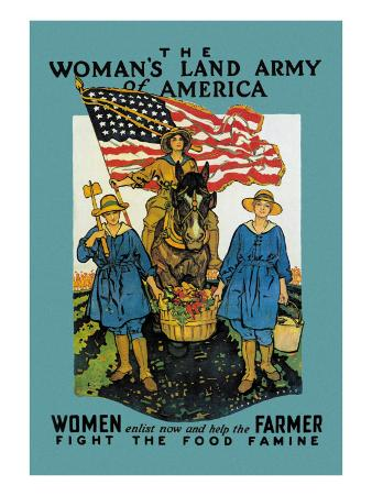The Woman's Land Army of America