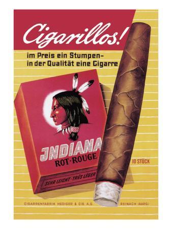 Indiana Cigarillos