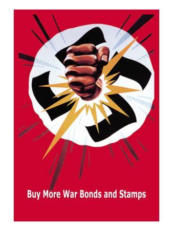 Buy More War Bonds and Stamps
