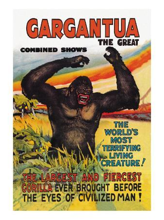 Gargartua the Great