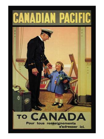 Canadian Pacific to Canada