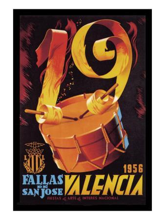 Fallas de San Jose Valencia