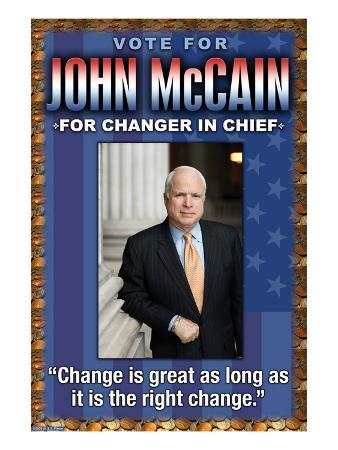 McCain, Change is Great
