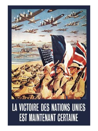 La Victoire des Nations Unies