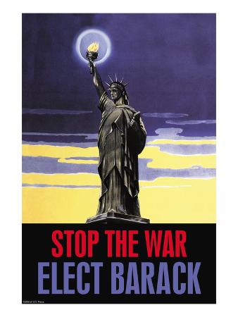 Stop the War, Elect Obama