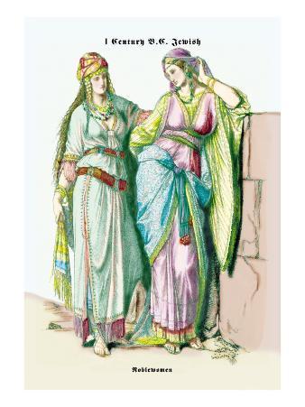 Jewish Noblewomen, First Century B.C.