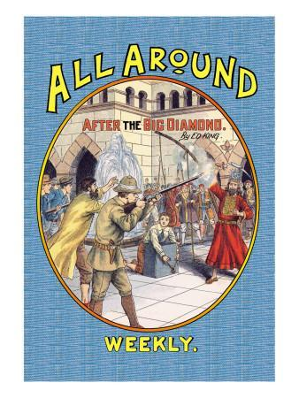 All Around Weekly: After the Big Diamond