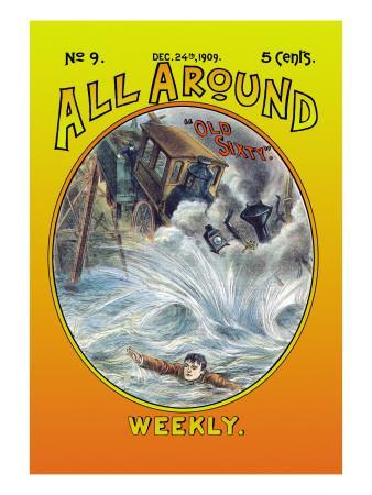 All Around Weekly: Old Sixty