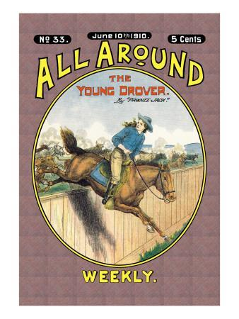 All Around Weekly: Young Drover