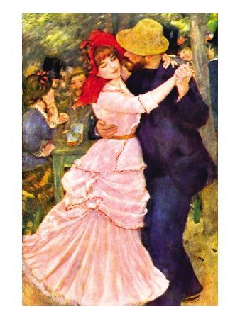 Dance In Bougival (Detail)