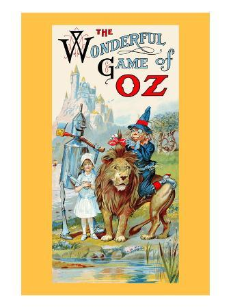 Thewonderful Game of Oz