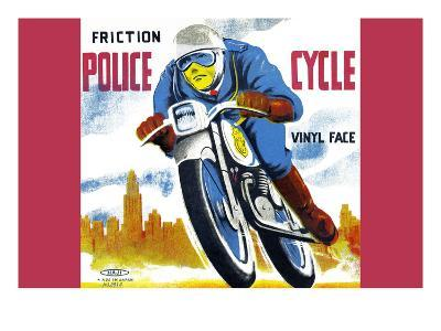 Friction Police Cycle