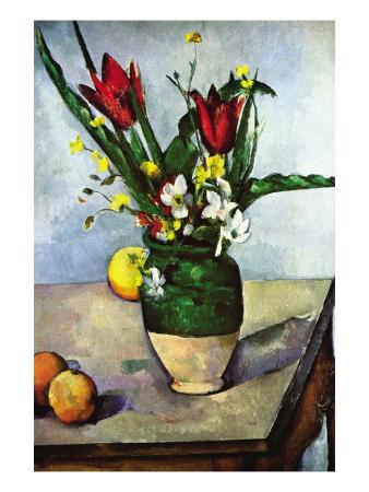 The Vase of Tulips, c. 1890