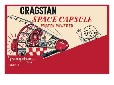 Cragstan Space Capsule