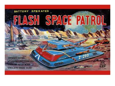 Flash Space Patrol