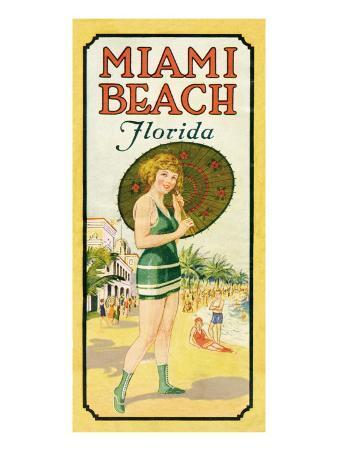 Miami, by the Sea
