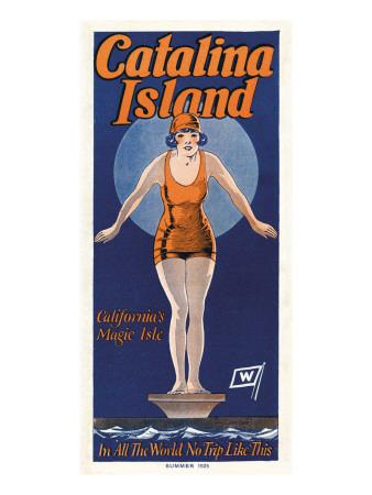 Catalina, Diver, 1925