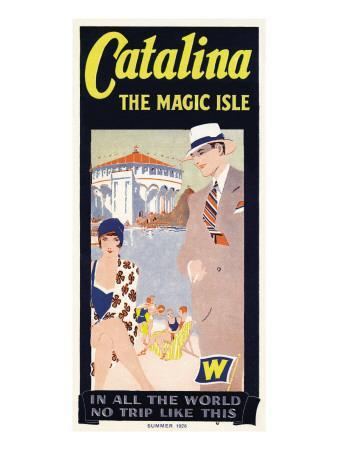 Catalina, Casino, 1926