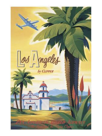 Los Angeles by Clipper
