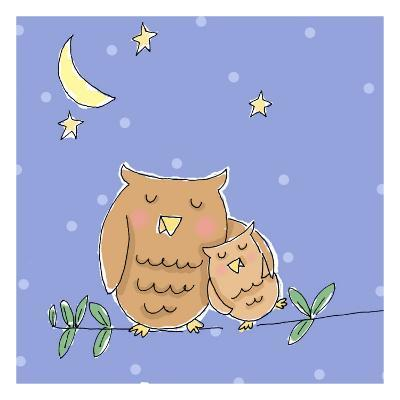 Hug for Baby Owl
