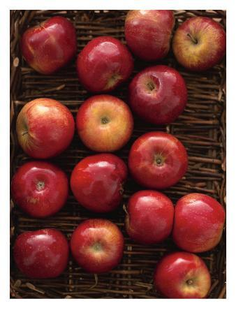 Autumn Apple Basket