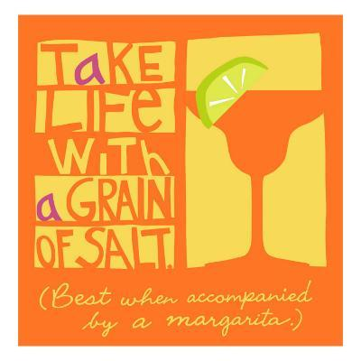 With a Grain of Salt