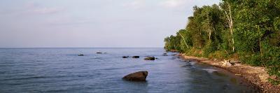Lake Superior, Wilderness State Park, Upper Peninsula, Michigan, USA