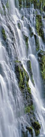Burney Falls, Mcarthur-Burney Falls Memorial State Park, California, USA