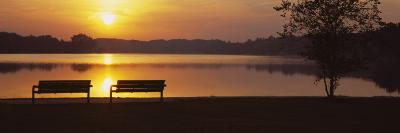 Reeds Lake, Grand Rapids, Michigan, USA
