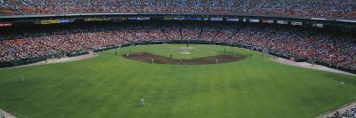 Baseball Stadium, San Francisco, California, USA
