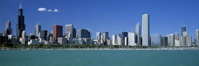Skyline Chicago Il, USA