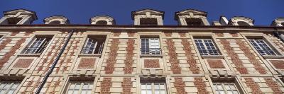 View of a Building, Place Des Vosges, Paris, Ile-De-France, France